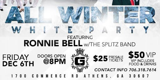 All Winter White Party