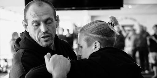 ISR Matrix and Self-Defense Seminar with Canadian Director Bill Killinger