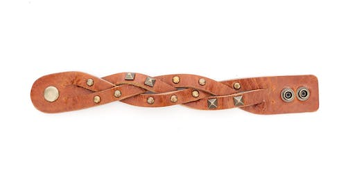 Craft With Leather!- Mystery Braid Bracelet