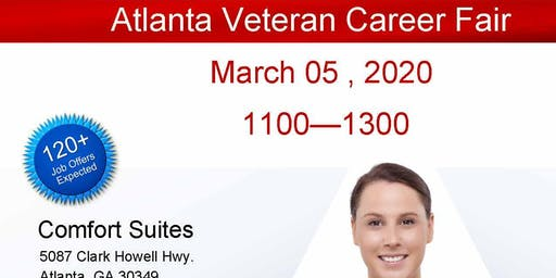 Atlanta Veteran Job Fair - March 2020