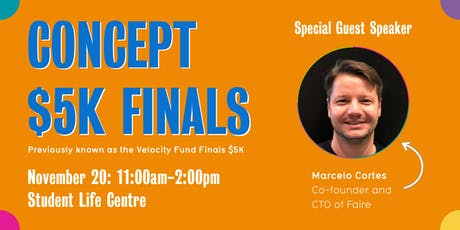 Concept $5K Finals tickets