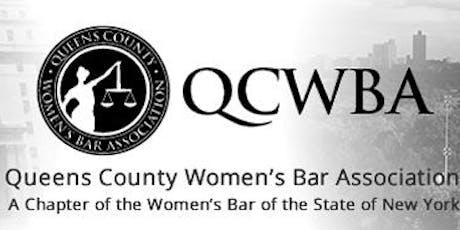 QCWBA Literary Night tickets