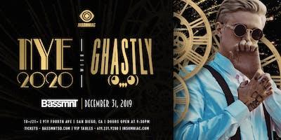 Ghastly at Bassmnt NYE 12/31