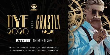 Ghastly at Bassmnt NYE 12/31 tickets