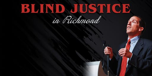 Blind Justice in Richmond