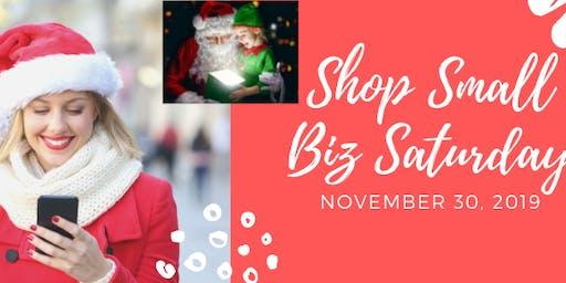 Shop Small Biz Saturday Vendor Event