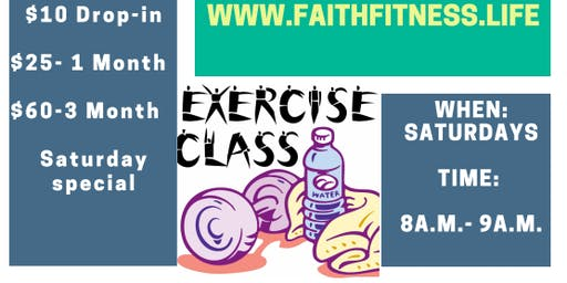 Good News Fit Camp