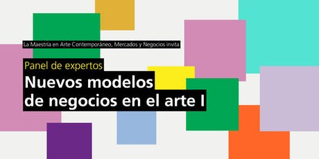 Panel de expertos | Nuevos modelos de negocios en el arte boletos