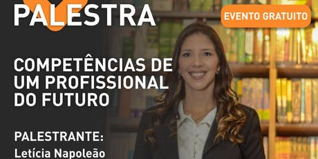 COMPETENCIAS DO PROFISSIONAL DO FUTURO tickets