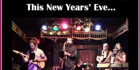New Years Dance Party with the Hunks and Punks Band at the Rainbow Bistro! tickets