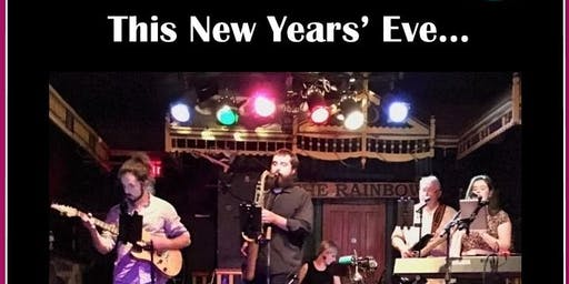 New Years Dance Party with the Hunks and Punks Band at the Rainbow Bistro!