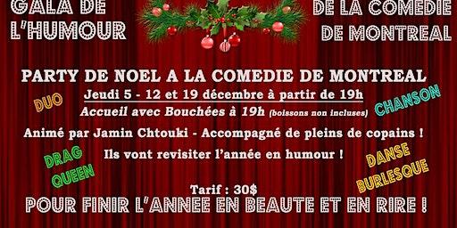 Le gala de l'humour de la Comédie !