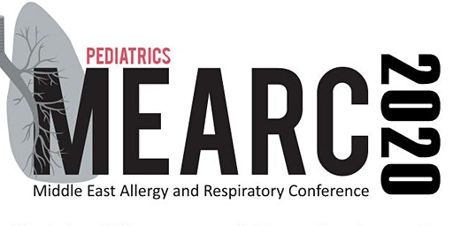 Pediatric Middle East Allergy and Respiratory Conference 2020 (MEARC 2020)