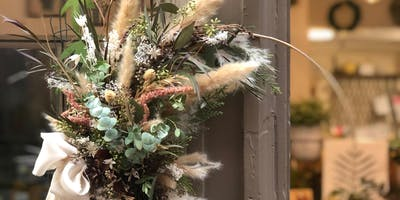 Funky Wreath Workshop