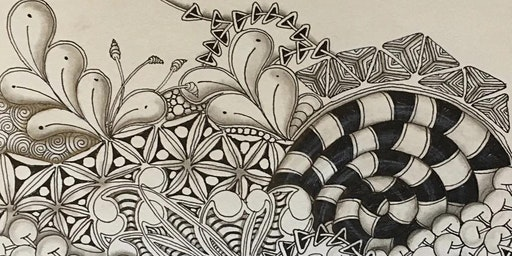 Learn to Zentangle: Session 2