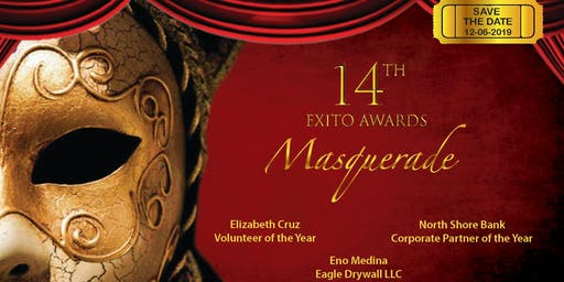 14th Exito Awards: Masquerade