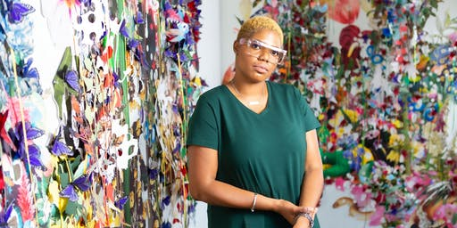 Artist Talk: Ebony G. Patterson