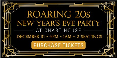 Chart House New Year's Eve 2019 - Jacksonville, FL tickets