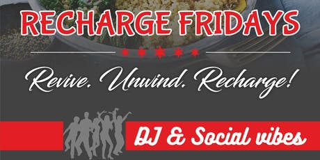 Recharge Fridays tickets