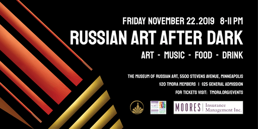 Russian Art After Dark