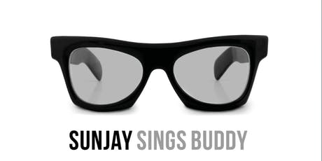 Sunjay Sings Buddy tickets