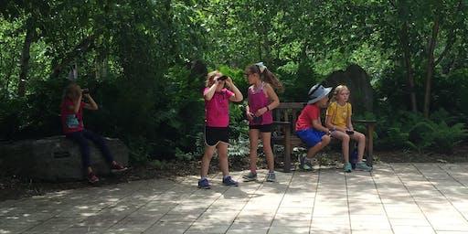 Spring Break Camp in the Gardens