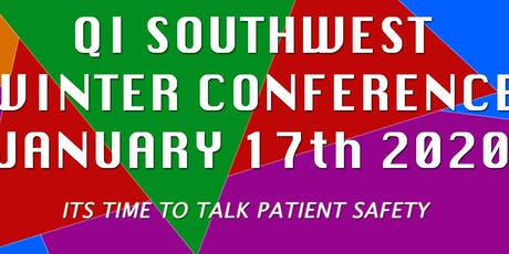 Quality Improvement (QI) Southwest Winter Conference 2020 tickets