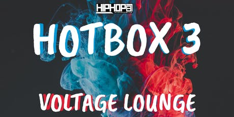 HOTBOX 3 tickets
