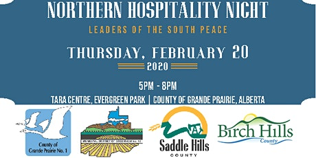 Northern Hospitality Night - February 20, 2020 tickets