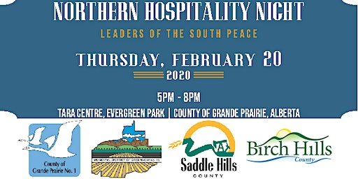 Northern Hospitality Night - February 20, 2020