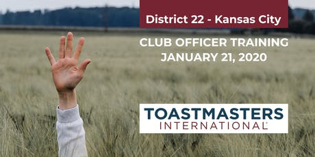 Club Officer Training, Kansas City (Independence) tickets