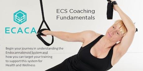 Fundamentals of ECS Coaching tickets
