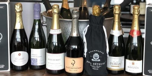 Holiday Champagne Tasting