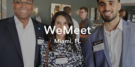 WeMeet Miami Networking & Social Mixer