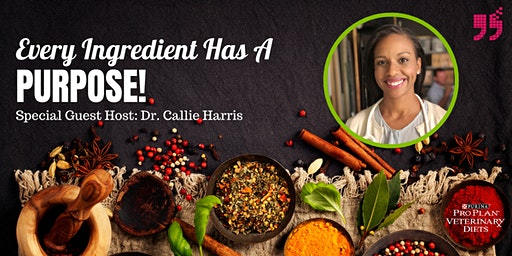 Every Ingredient Has a Purpose with Dr. Callie Harris