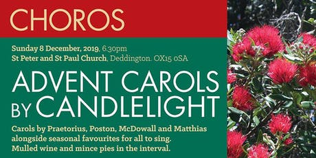 ADVENT CAROLS by CANDLELIGHT tickets