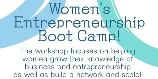 Women's Entrepreneurship Boot Camp - San Marcos