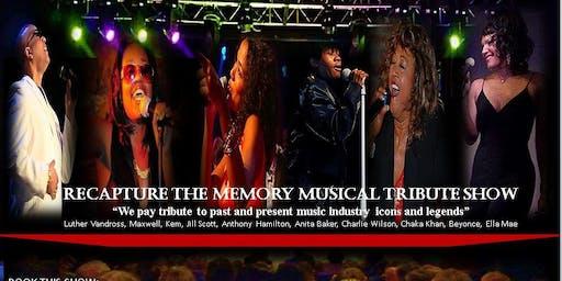 Recapture The Memory Musical Tribute Anniversary Show