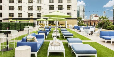 Ring in NYE 2020 at Upper East Bar Rooftop Terrace