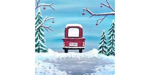 12/16 - Tree & Truck @ Bottles, SPOKANE