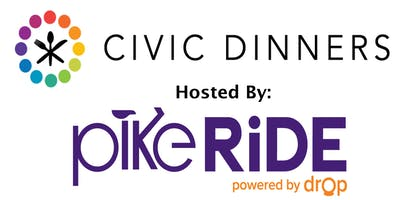 Civic Dinner on Mobility: Hosted by PikeRide