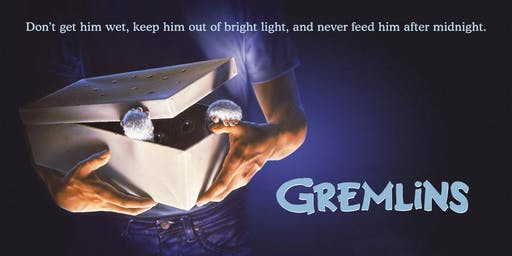 Gremlins (1984) 35mm Presentation