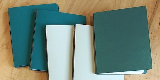 DIY Workshop, Create a Medium Journal with Shapes & Colors