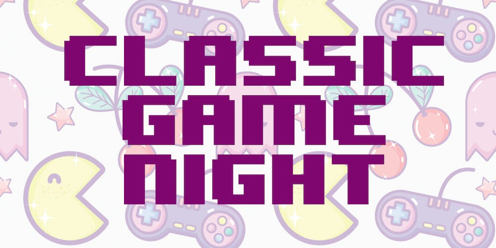 Classic Game Night Tickets Fri Nov 8 2019 At 730 Pm