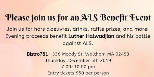 ALS Benefit Event