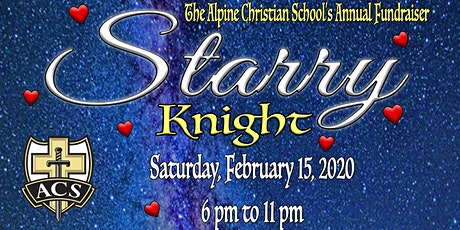 Starry Knight Dinner, Dance, & Auction tickets