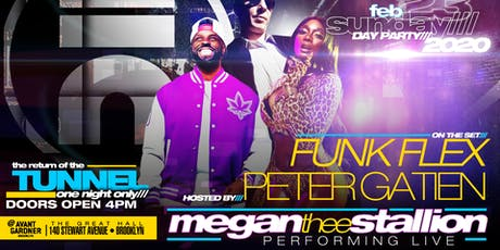 Tunnel Reunion Party featuring: Megan Thee Stallion & Funk Flex tickets