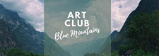 Art Club Blue Mountains and SMountain Ceramics  logo
