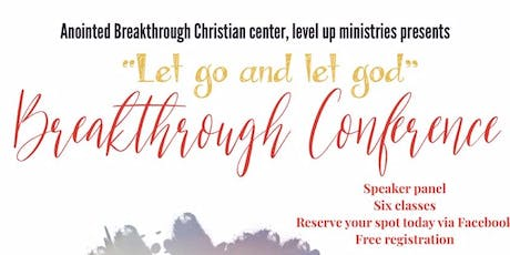 A Breakthrough Conference  tickets