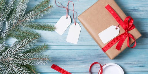 Tag You're It: Gift Tag Making  - Fashion Island